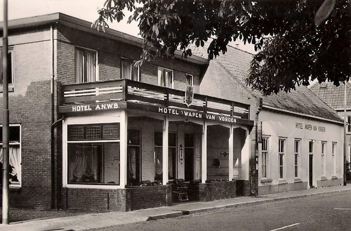 Hotel t Wapen van Vorden - De Herberg Vorden