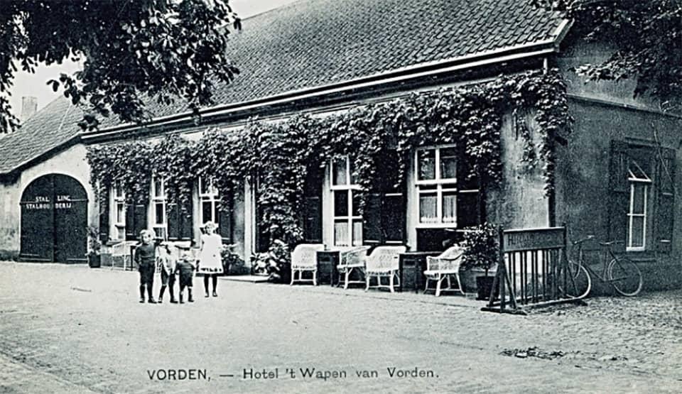 Rijke historie t Wapen van Vorden - De Herberg