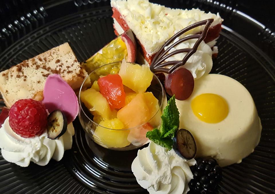 Dessert hapjes - De Herberg Vorden